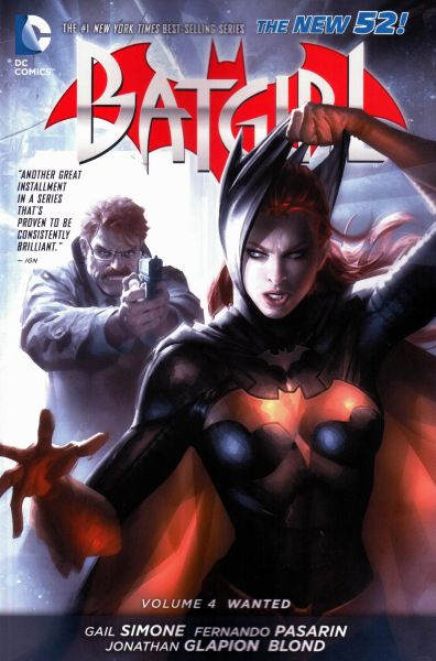 Batgirl (The New 52) Volume 4: Wanted