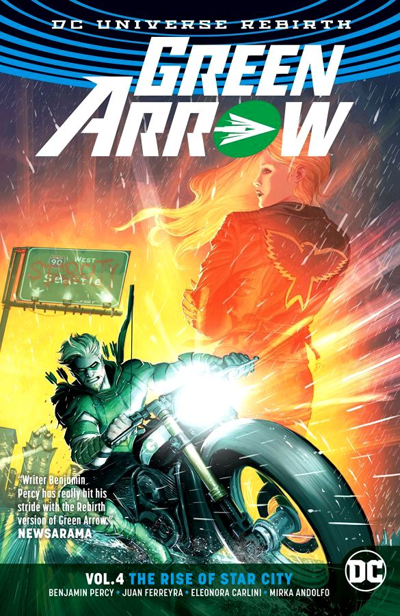 Green Arrow Volume 0004 (DC Universe Rebirth)