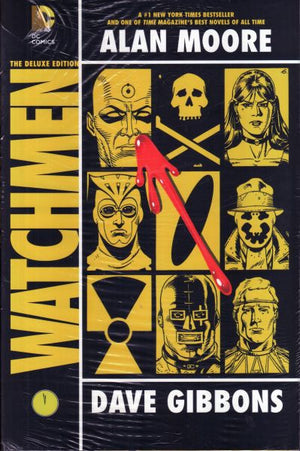 Watchmen - The Deluxe Edition HC