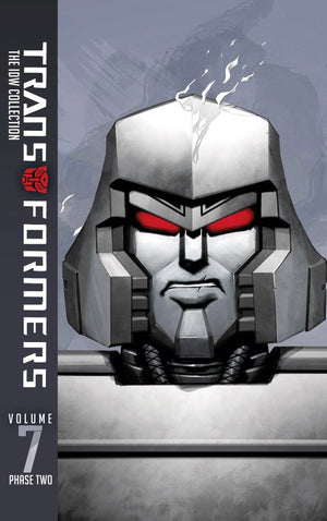 Transformers: The IDW Collection - Phase Two Volume 07 HC