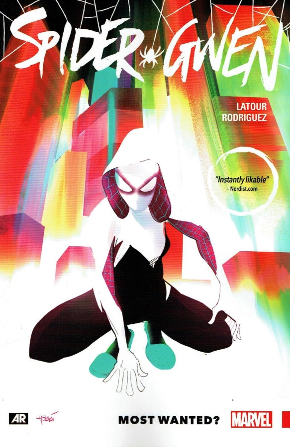 Spider-Gwen (2015a) Volume 0: Most Wanted?