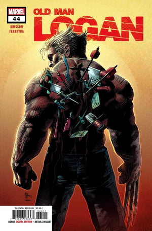 Old Man Logan (2016) #44