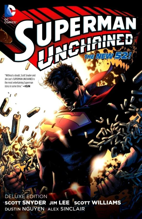 Superman: Unchained (The New 52)