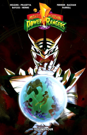Mighty Morphin Power Rangers Volume 4