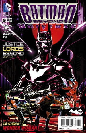 Batman Beyond Universe (2013) #09