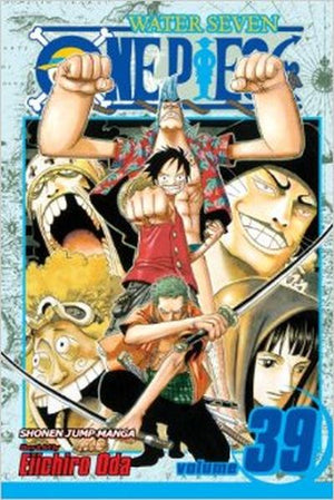 One Piece Volume 39
