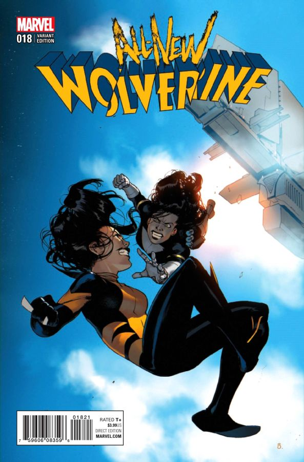 All-New Wolverine #18 Bengal