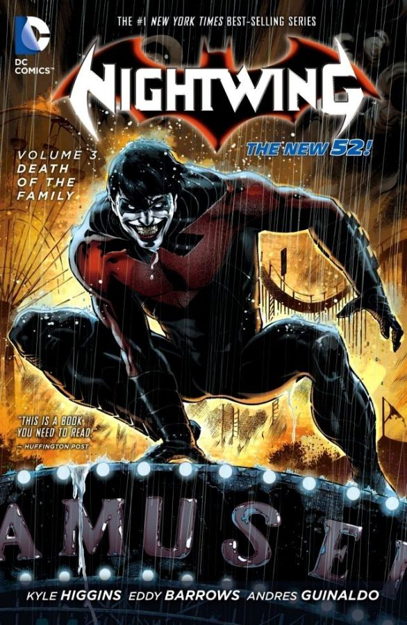 Nightwing (The New 52) Volume 3: Death of the Family