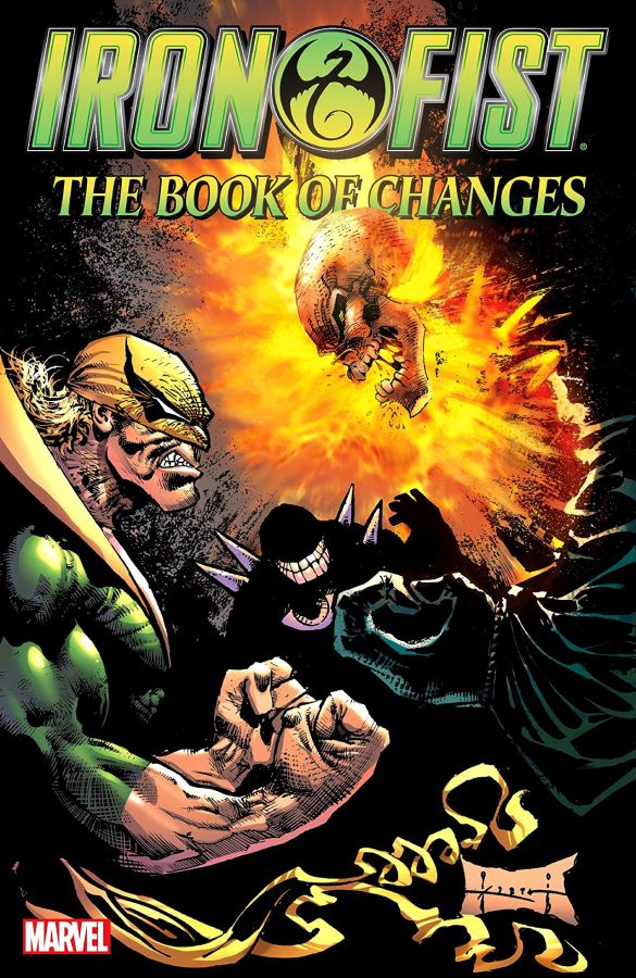 Iron Fist The Book of Changes