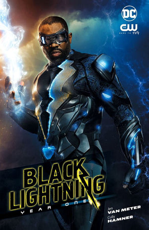 Black Lightning: Year One - New Edition