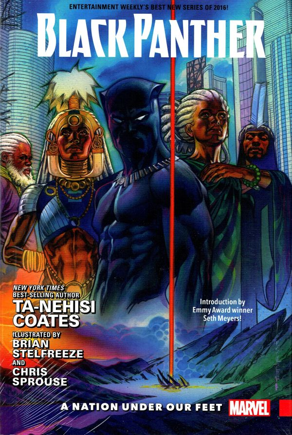Black Panther (2016) Book 1: A Nation Under Our Feet HC