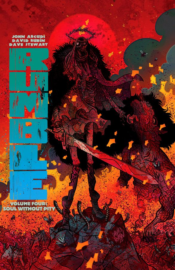 Rumble (2014) Volume 4: Soul Without Pity