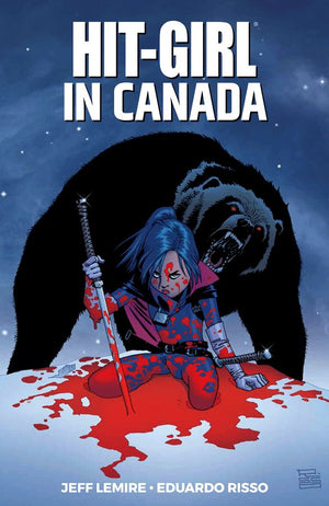 Hit-Girl Volume 2: Hit-Girl in Canada