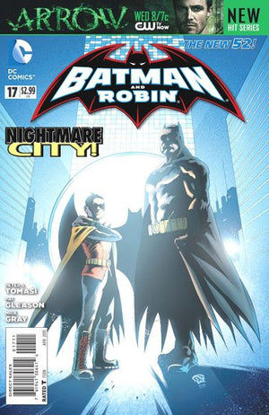 Batman and Robin (The New 52) #17