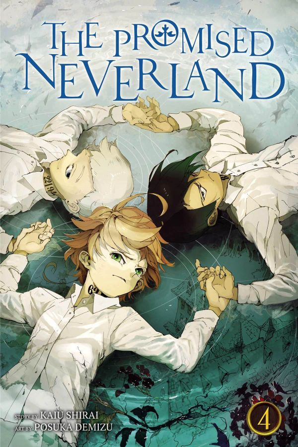 Promised Neverland Volume 04