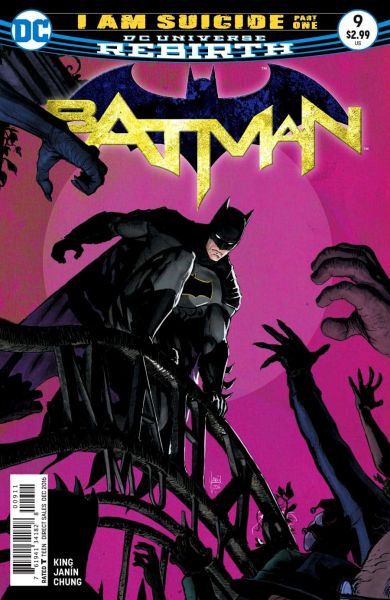 Batman (DC Universe Rebirth) #09