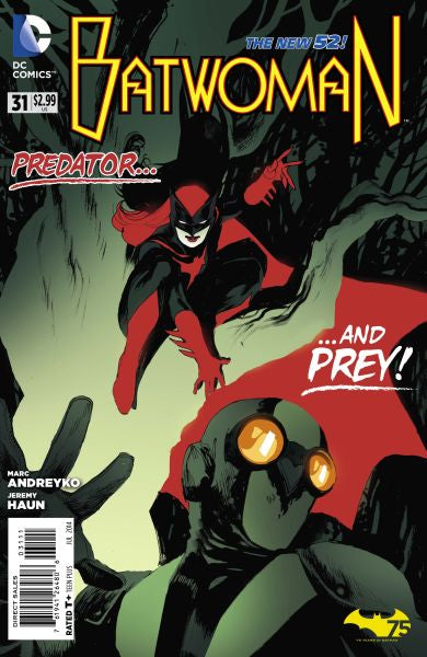 Batwoman (The New 52) #31