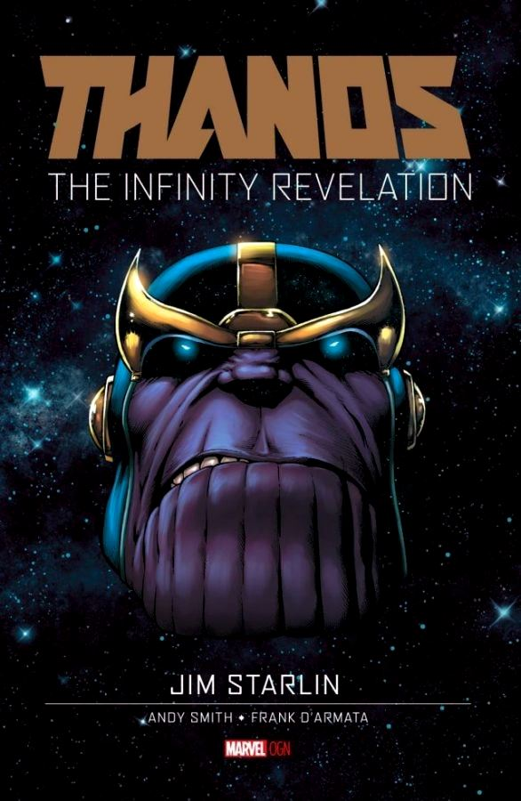 Thanos: The Infinity Revelation HC