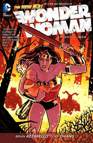 Wonder Woman (The New 52) Volume 3: Iron