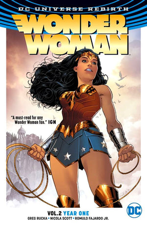 Wonder Woman (DC Universe Rebirth) Volume 2: Year One