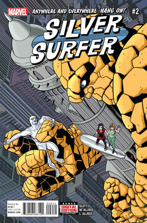 Silver Surfer (2016) #02