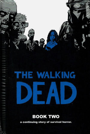 Walking Dead Book 02 HC