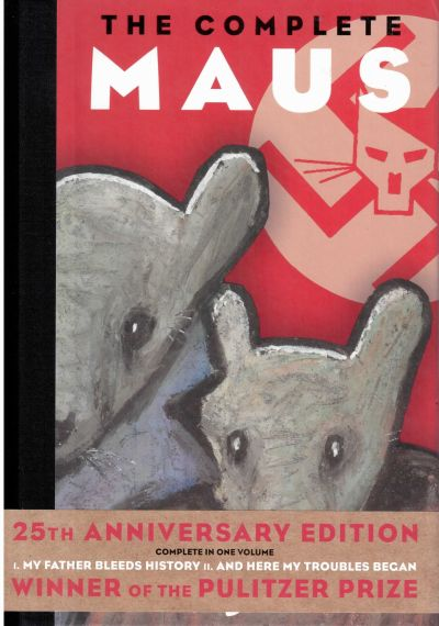 Complete Maus: 25th Anniversary Edition HC