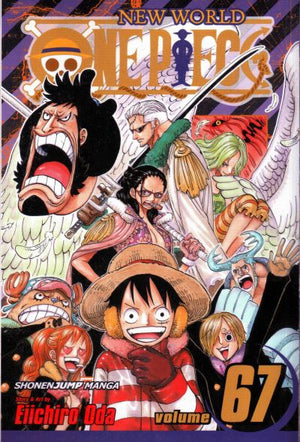 One Piece Volume 67