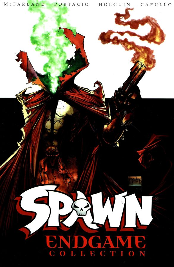 Spawn Endgame Collection