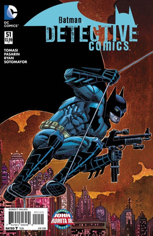 Detective Comics (The New 52) #51 John Romita Jr  Variant