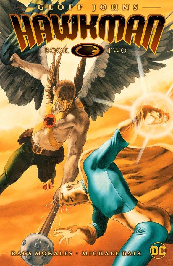 Hawkman by Geoff Johns Book 2