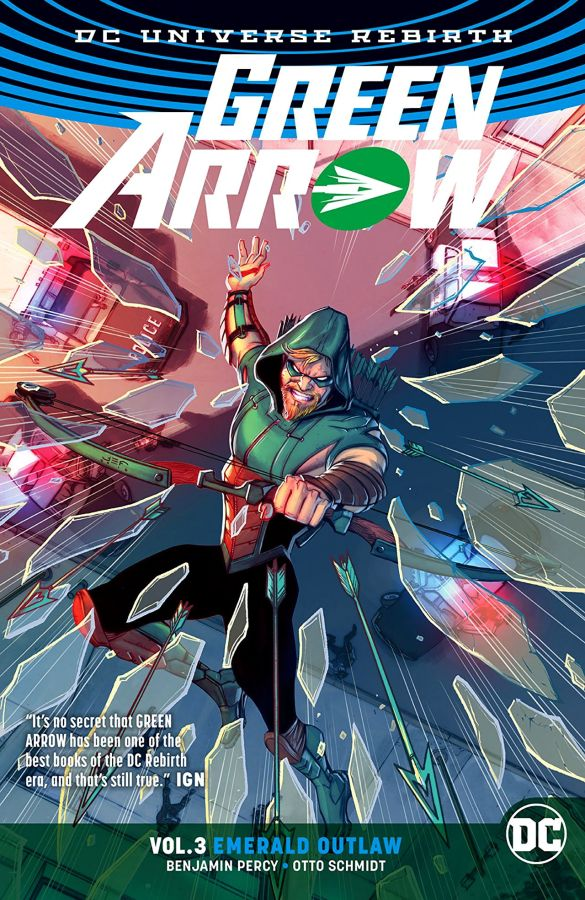 Green Arrow Volume 0003 (DC Universe Rebirth)