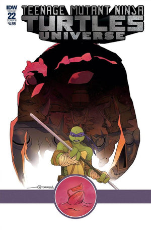 Teenage Mutant Ninja Turtles Universe #22 Torres Cover