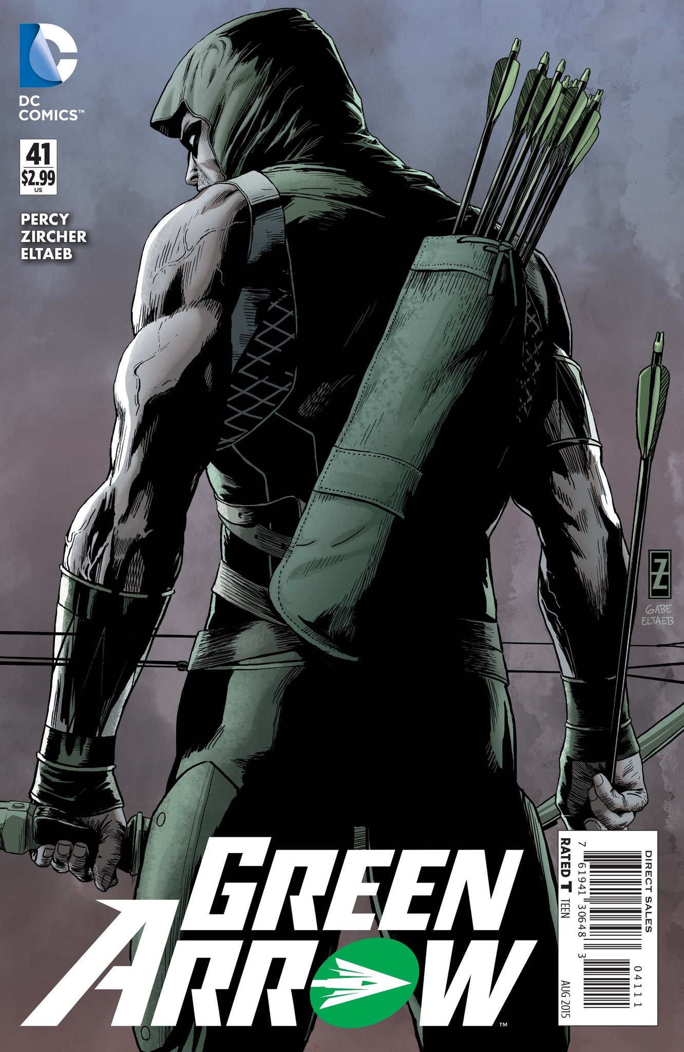 Green Arrow (The New 52) #41