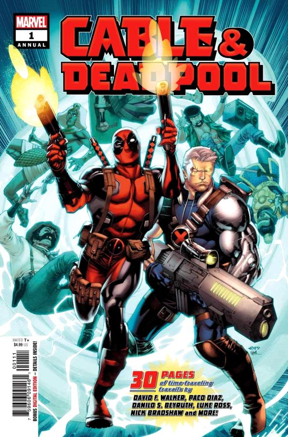 Cable & Deadpool Annual #1