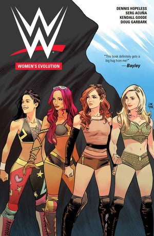 WWE Volume 4: Women's Evolution