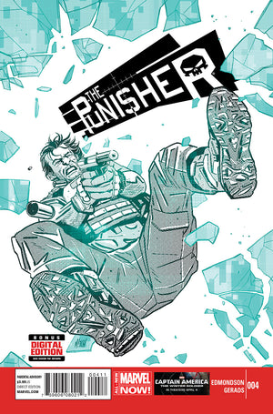 Punisher (2014) #04