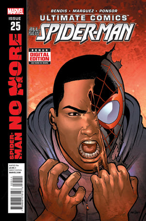 Ultimate Comics Spider-Man (2011) #25