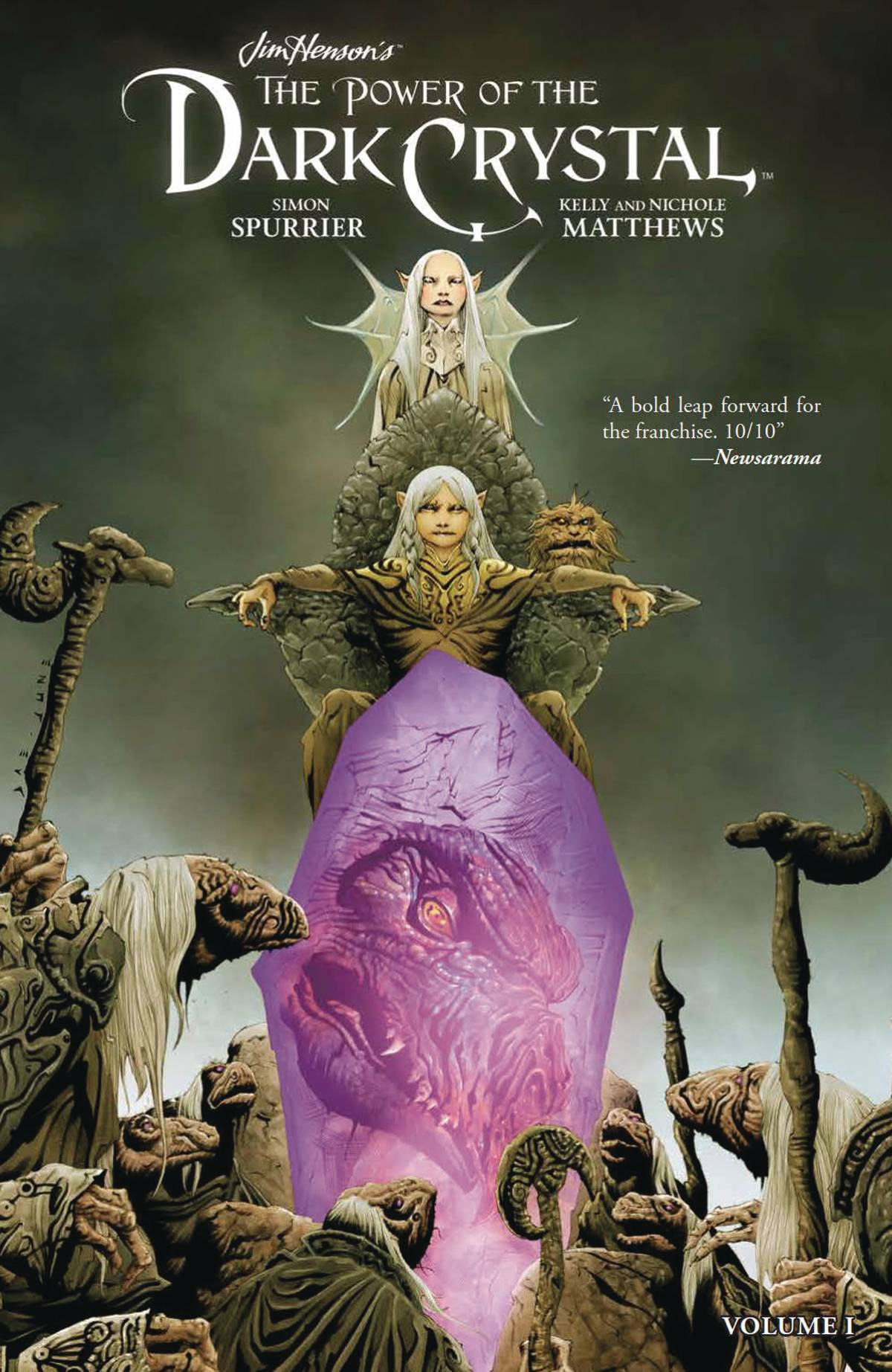 Jim Henson's The Dark Crystal: The Power of the Dark Crystal Volume 1