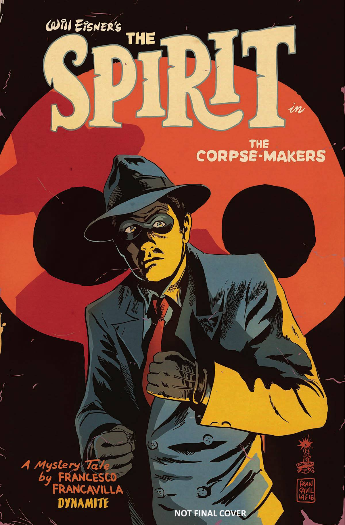 Will Eisner's The Spirit: The Corpse Makers HC