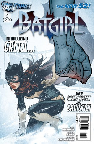 Batgirl (The New 52) #05