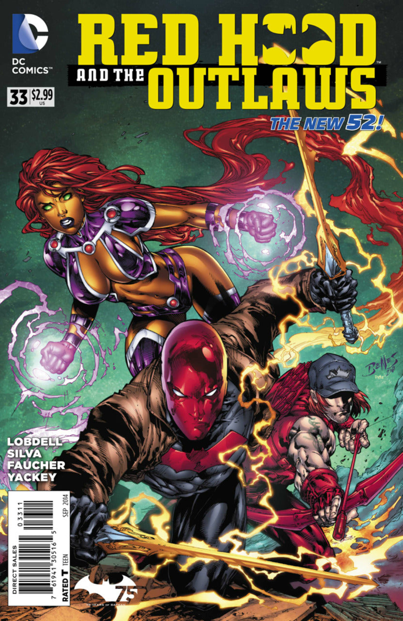 Red Hood and the Outlaws (The New 52) #33