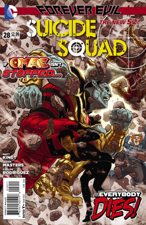 Suicide Squad (The New 52) #28