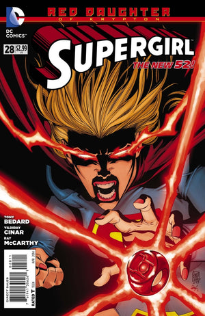 Supergirl (The New 52) #28