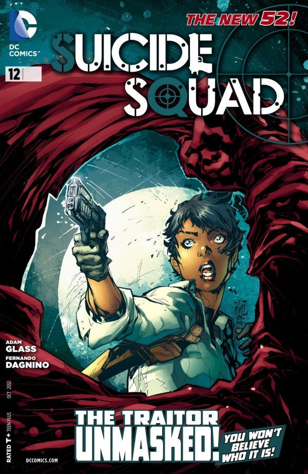 Suicide Squad (The New 52) #12