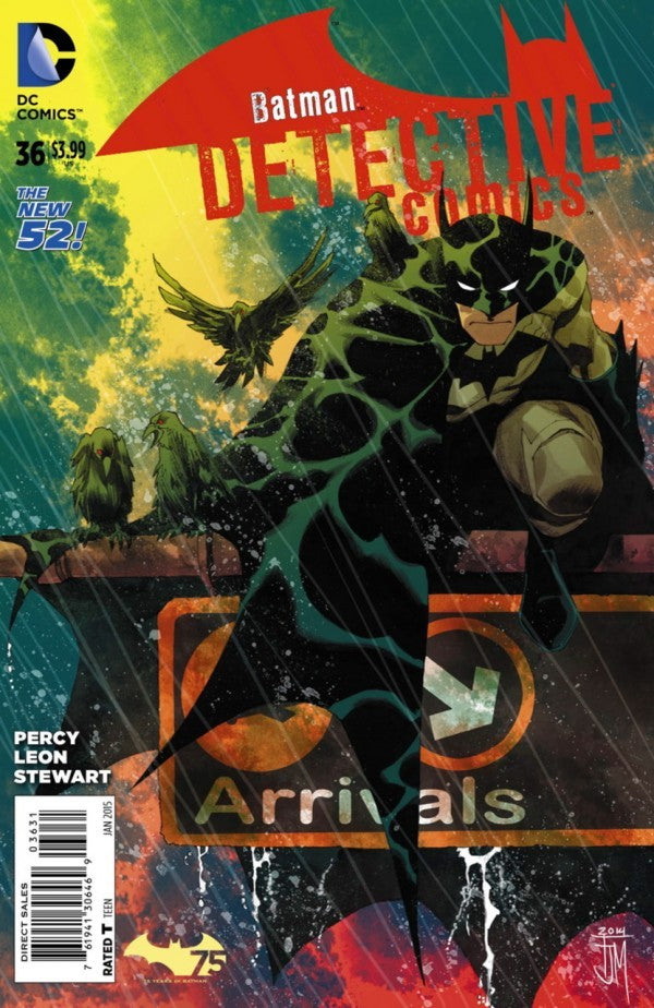 Detective Comics (The New 52) #36 Variant