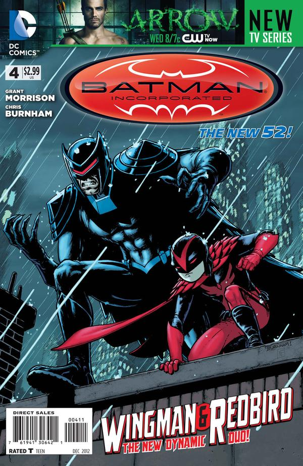 Batman Incorporated (The New 52) #04