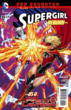 Supergirl (The New 52) #29