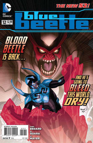 Blue Beetle (The New 52) #12
