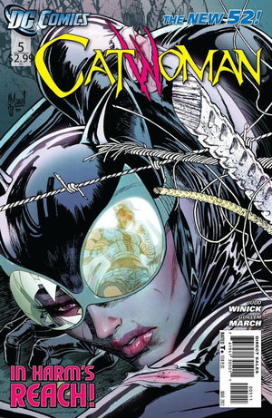 Catwoman (The New 52) #05